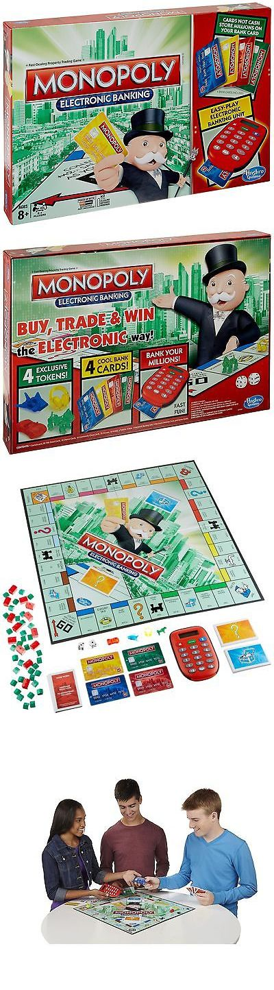 Game Pieces Parts 7317: Monopoly Electronic Banking Game -> BUY IT NOW ONLY: $94.81 on eBay!