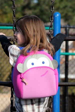 Dabbawalla Backpack Blushing Monkey. Ordenalo en: www.qipi.co #DabbawallaBags #BacktoSchool