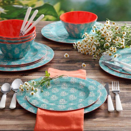 25 Best Ideas About Melamine Dinnerware On Pinterest