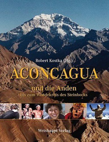 Aconcagua - Robert Kostka - 9783705902299