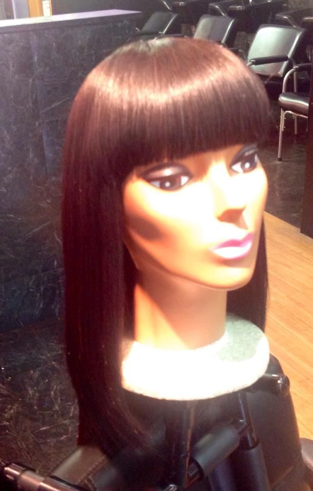 25+ best ideas about Chinese bangs on Pinterest - Sew in with bangs ...