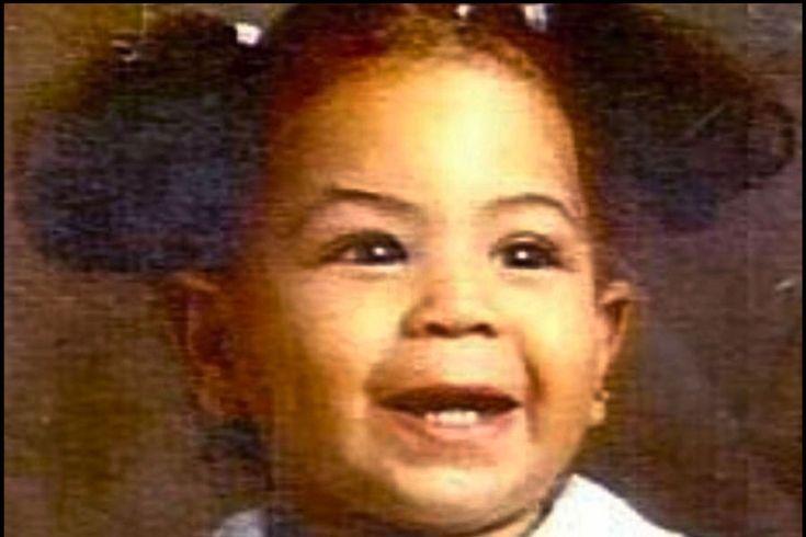 Beyoncé, enfant