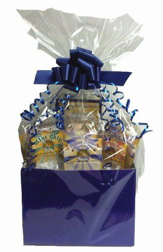 49 best gift wrapping ideas cards images on pinterest packaging large gluten free cookie gift basket any occasion from sun flour baking co inc negle Choice Image