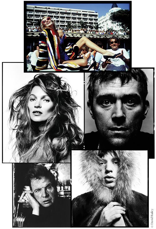 Les portraits de David Bailey au National Portrait Gallery
