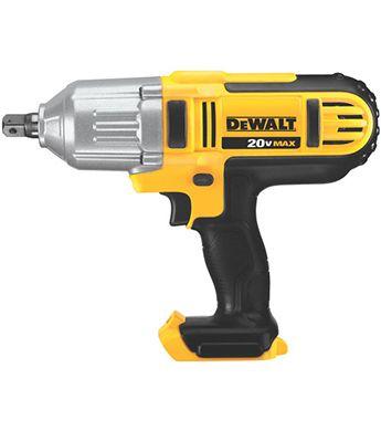 DeWalt 20-Volt MAX Lithium Ion High Torque Impact Wrench (Bare Tool)
