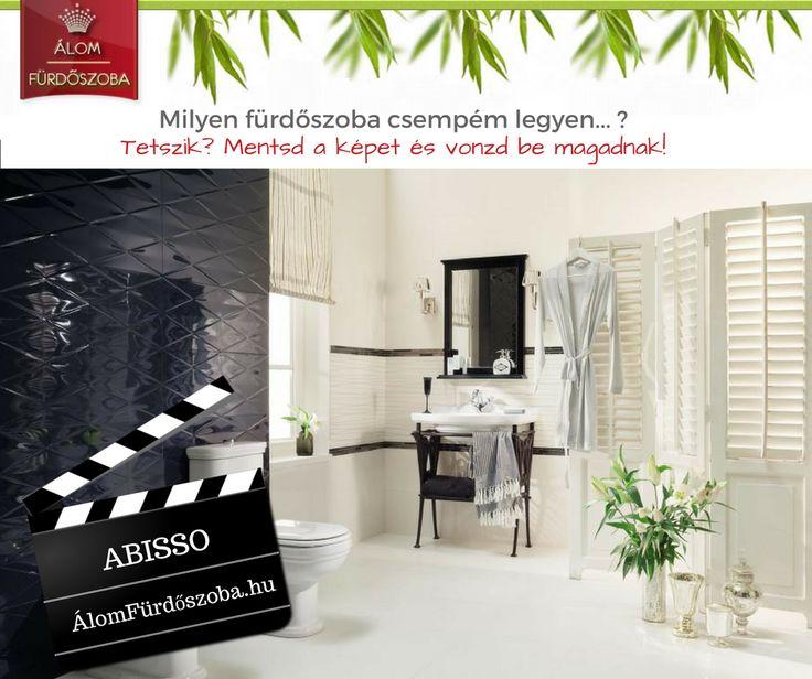 Kifinomult, elegáns és stílusos, exkluzív csempecsalád. További info itt: http://alomfurdoszobak.hu/hu/content/4-kapcsolat