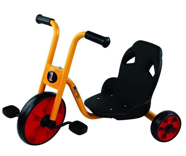 Stylowy rowerek z 3 kółkami dla dziewczynki lub chłopczyka. Niech Twoje dziecko wyróżnia się i jeździ super rowerem.