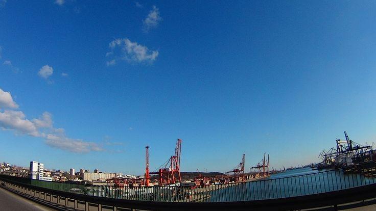 Port w Gdyni...