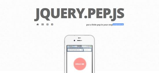 JQuery Touch Plugins