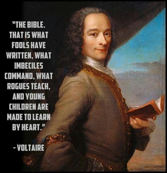 Voltaire Was A Man Of His Time In Some Ways While Also A