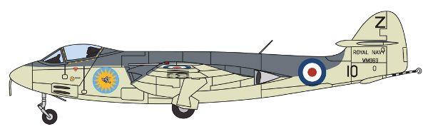 Hawker Sea Hawk, Royal Navy Air Arm