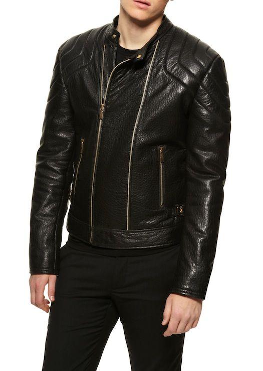 Кожаные куртки Версаче