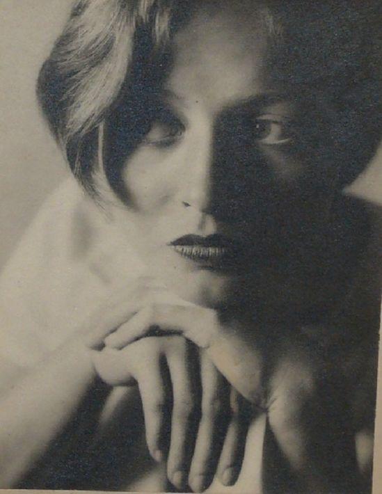 Wols. Nina Engel portrait 1932