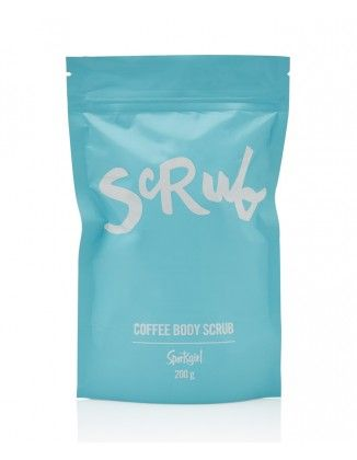 COFFEE SCRUB SACHET