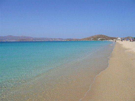 Greece - Agios Prokopios Beach, Naxos