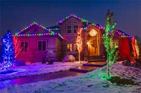 Christmas Outdoor Lights
