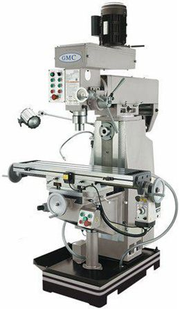 Horizontal Vertical Milling Machine