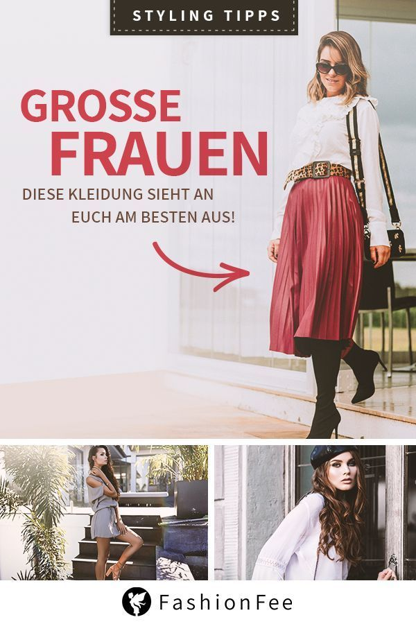 Styling Tipps Fur Grosse Frauen So Gelingt Der Wow Look Mode Fur Grosse Frauen Grosse Frauen Styling Tipps