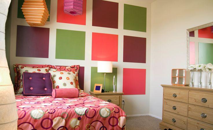 cores de quarto feminino - Pesquisa Google: