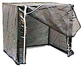 How to build a Faraday cage - protect your electronics or vehicles from EMPs and solar flares.