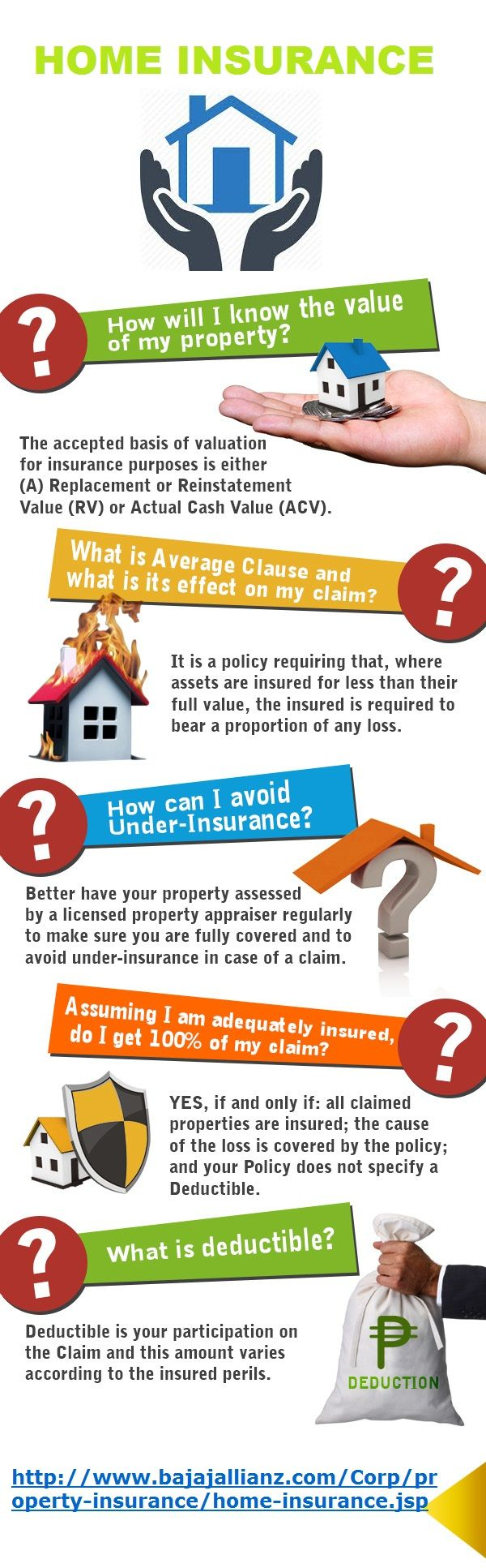 Buy Home Insurance / House Insurance Policy which will protect not only your home, but also the belongings / content inside it.