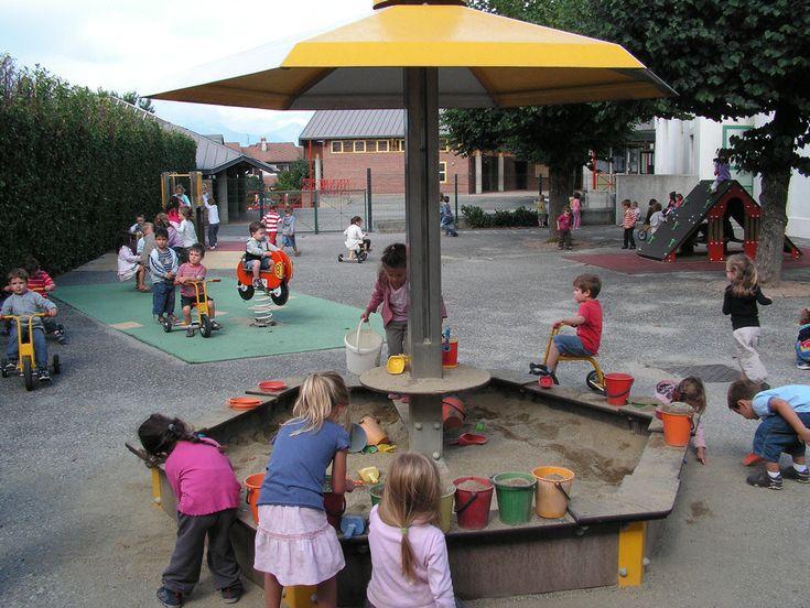 Fabuleux Les 23 meilleures images du tableau aménagement cour école sur  VO82
