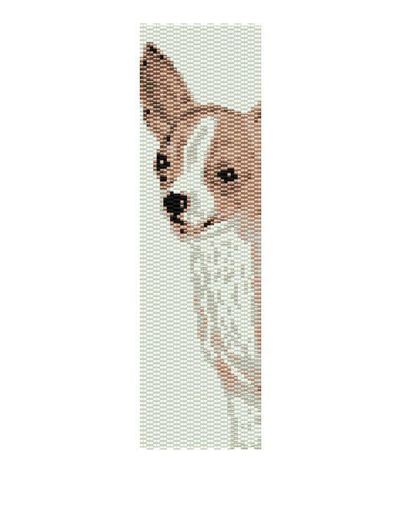 Chihauhau Peyote Pattern by MyCraftAsylum on Etsy