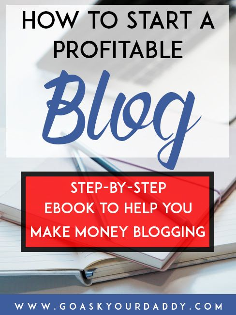 I've written a brand new eBook that will teach you how to set up your blog, how to promote your content and how to make money from it.  This book is the result of over a year's worth of hard work organizing my blogging tips and converting them from blog posts to eBook format.