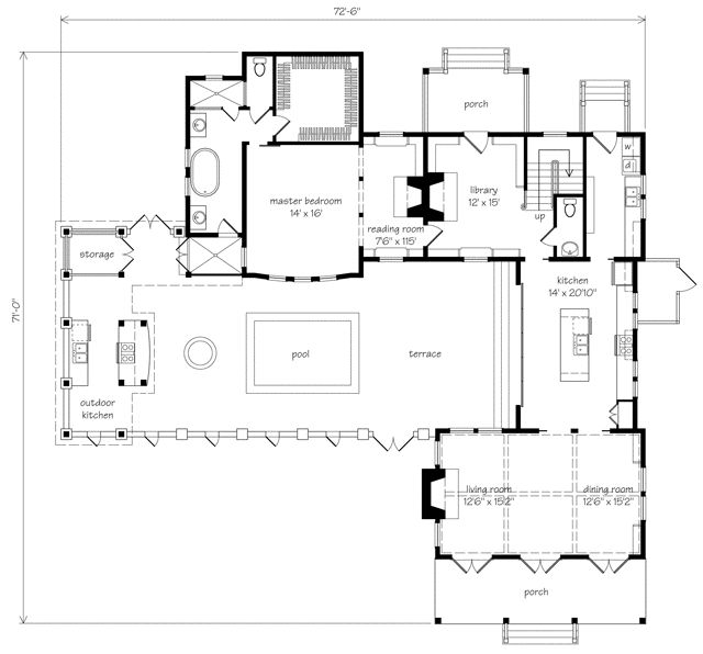 82 best images about empty nester home plans on pinterest Best empty nester house plans
