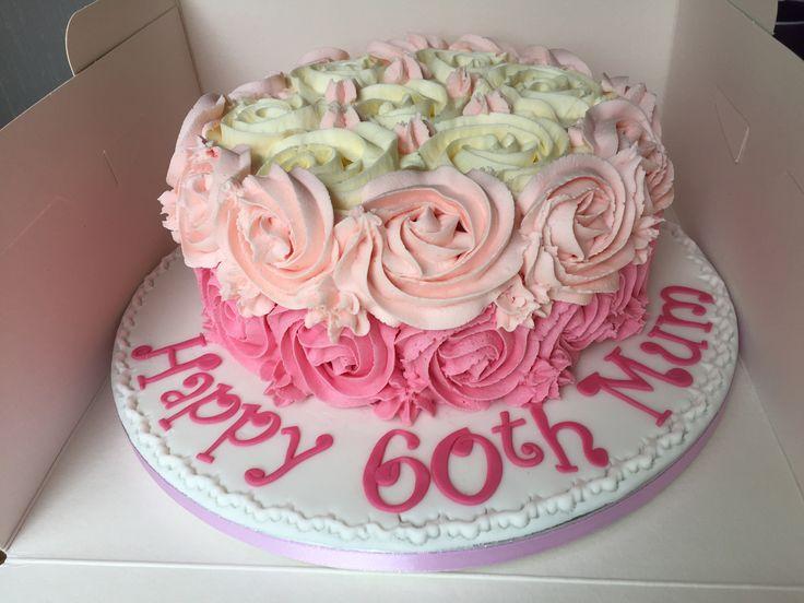 Rose Swirl Cake Design : 17 best ideas about Rose Swirl Cake on Pinterest Swirl ...