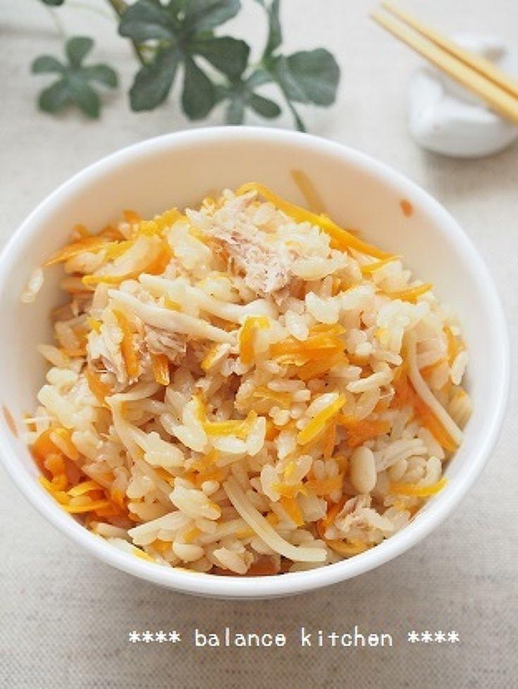 にんじんの甘み、ツナの旨みとコク、えのきの食感で、シンプルでうす味ながら、やみつきになる美味しさです。 食物繊維、βカロテンなど、美容に良い栄養素も摂れます。