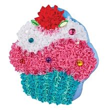 PlushCraft - Cupcake Pillow