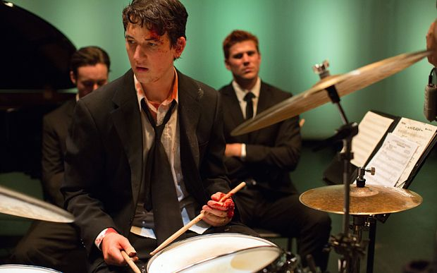 Miles Teller on Whiplash: 'Faking it wasn't an option' - Telegraph