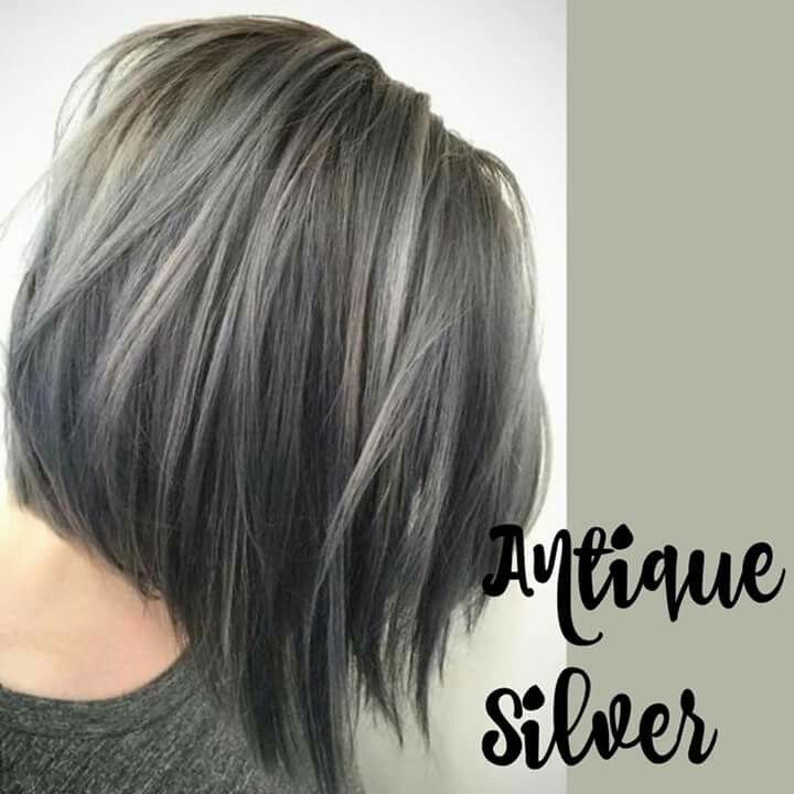 1000 Ideas About Silver Highlights On Pinterest Grey