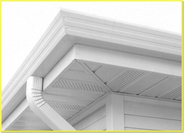 I Like How Seamless This Gutter Looks It Is Very Discrete In Design And Looks Like A Natural Extension Of The Gutters How To Install Gutters Seamless Gutters