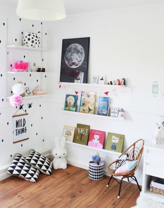 Little Spaces - Amélie and Esmée's Rooms | Little Gatherer