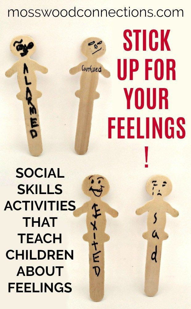 A Social Skills activity to teach kids to express their feelings and recognize other's feelings. Develop perspective taking skills and whole body listening. #socialskills #exploringfeelings #perspectivetaking #autism