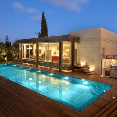 17 besten Pool Bilder auf Pinterest Decking, Google-Suche und - moderne gartengestaltung mit pool
