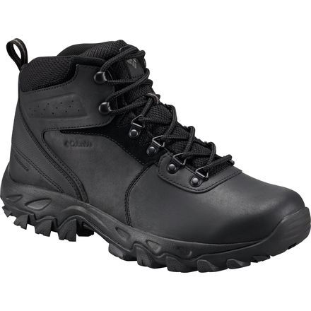 While your undying passion for bagging peaks knows no bounds, the same can't be said about the pair of hiking boots you've owned for the past five years. So, to match your ambition, make a plan to upgrade to the Columbia Men's Newton Ridge Plus II Waterproof Hiking Boot.