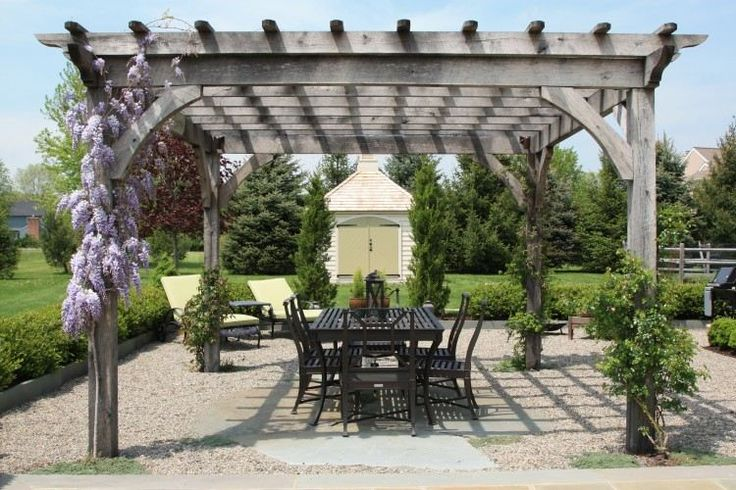 plantes grimpantes pour pergola 20 id es romantiques d co pergolas et design. Black Bedroom Furniture Sets. Home Design Ideas
