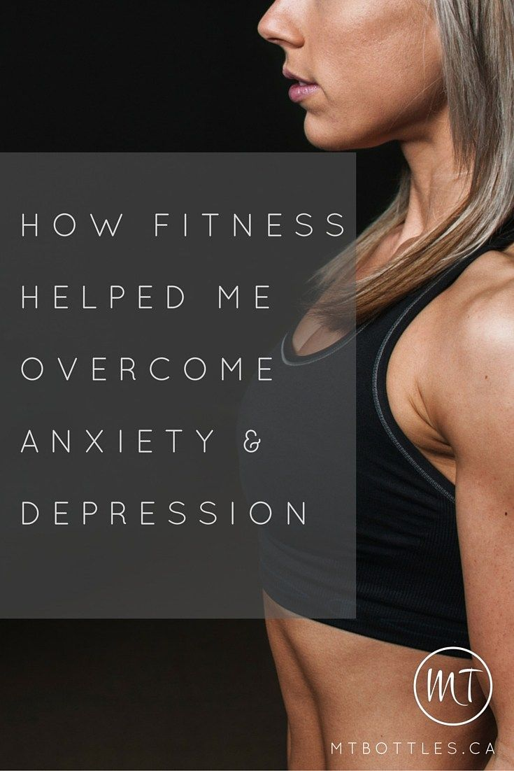 Anxiety and depression were crippling my life. Prescription medications weren't working. Here's my story how fitness became the healing outlet to help me overcome mental illness. http://MTBottles.ca