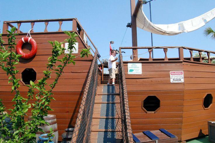 Pirates Paradise Mini Golf Virginia Beach Va