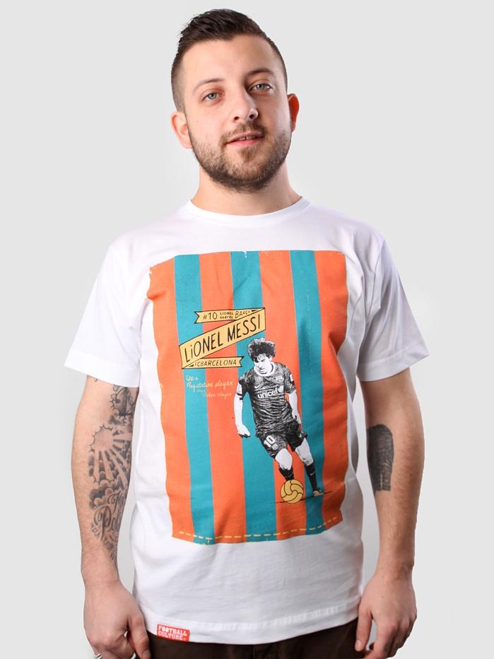 FootballCulture - Shirt Messi Barça