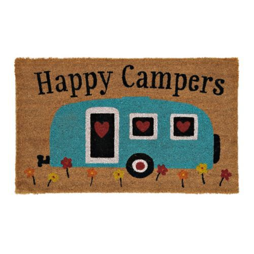 Happy Campers Doormat | Kirklands