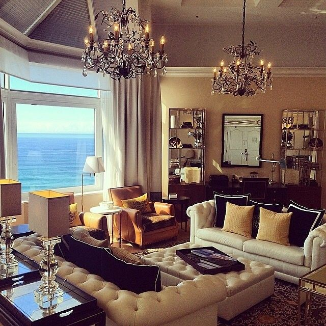 Luxury Homes Interior Decoration Living Room Designs Ideas: Best Of Instagram Images On