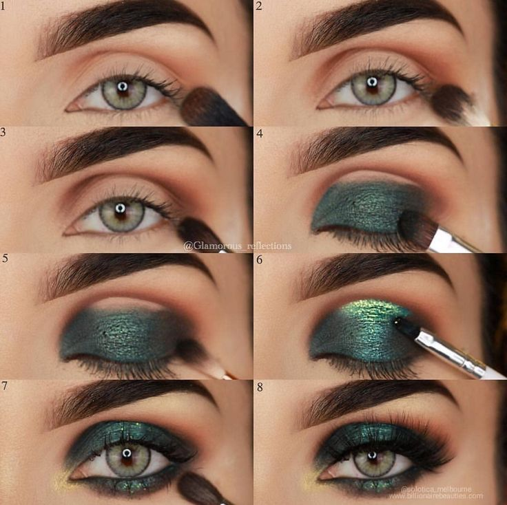 Step by step tutorial. Yay or Nay?  Awesome work by @glamorous_reflections  wearing Solotica #naturalQuartzo contact lenses. ✨  #solotica_melbourne #eyes #contactlenses #colorlens #coloredcontacts #eyelenses
