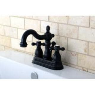 Shop for Victorian High Spout Oil Rubbed Bronze Bathroom Faucet. Get free shipping at Overstock.com - Your Online Home Improvement Outlet Store! Get 5% in rewards with Club O! - 14194944