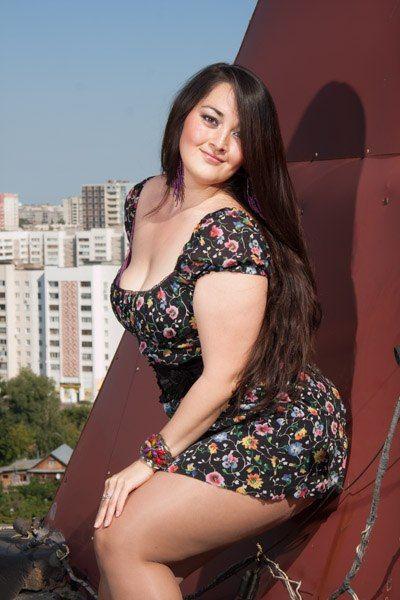 Plumper girls posing sexy-3635