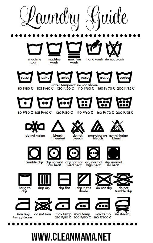 26 Best Laundry Care Images On Pinterest Laundry Symbols Laundry