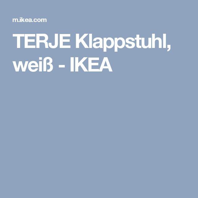Klappstuhl camping ikea  Die besten 25+ Klappstuhl ikea Ideen auf Pinterest | Gewichtheben ...